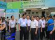 西安科技大市场副主任孙涛带队参观军博会
