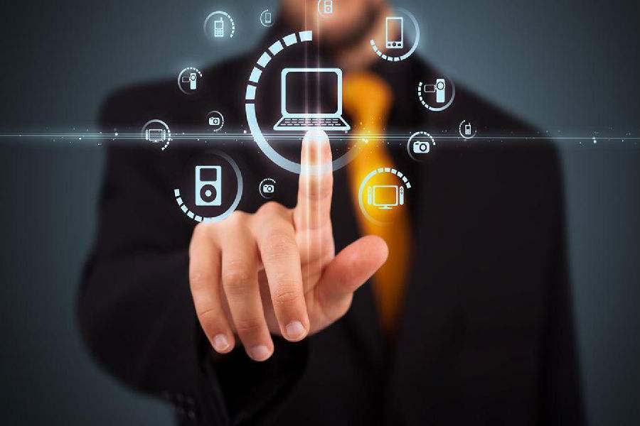 """《科技视界》123:指静脉识别技术——开启安全""""新""""模式"""
