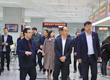 咸阳市高新区考察团一行到访大市场
