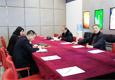 陕西省国生军民融合企业商会一行到访大市场