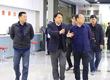 南京麒麟高新区管委会一行来访科技大市场