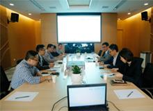 蓉城科协来访  共话科技创新服务
