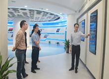 宝鸡钛谷钛产业战略研究院到访大市场