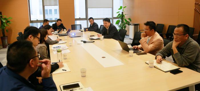 西安科技大市场编著工作启动会召开